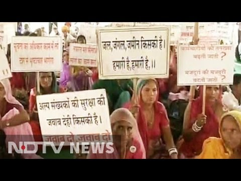In Rajasthan, a people's movement for a law to make government accountable