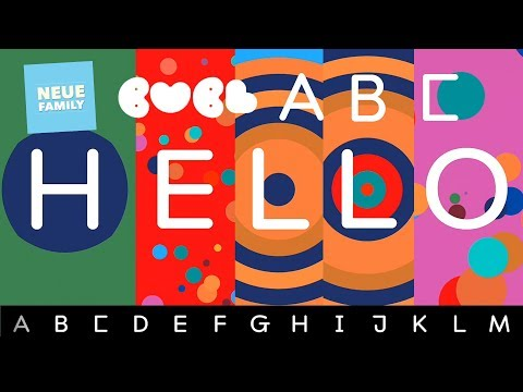 Bubl ABC: Educational Apps for Kids