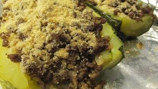 Easy Stuffed Zucchini Recipe