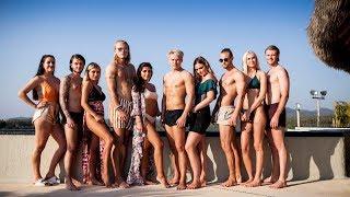 Dette er deltakerne på «Paradise Hotel» 2018