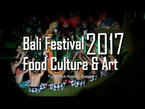 Jalan2Cuap2   Bali Festival Food Culture and Art (FFCA) 2017- Turi Beach , Batam Indonesia