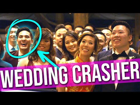 I Crashed A Strangers Wedding