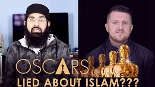 (RESPONSE) Tommy Robinson: The Oscars lied about Islam