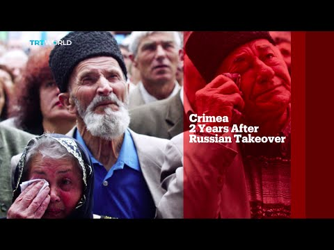 TRT World - World in Focus: Crimea: 2 years after the Russian takeover