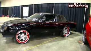 "Buick Grand National on 24"" Forgiato Wheels, @ Forgiato Fest 2013 - 1080p HD"