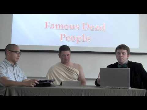 Famous Dead People-Confucius & Socrates