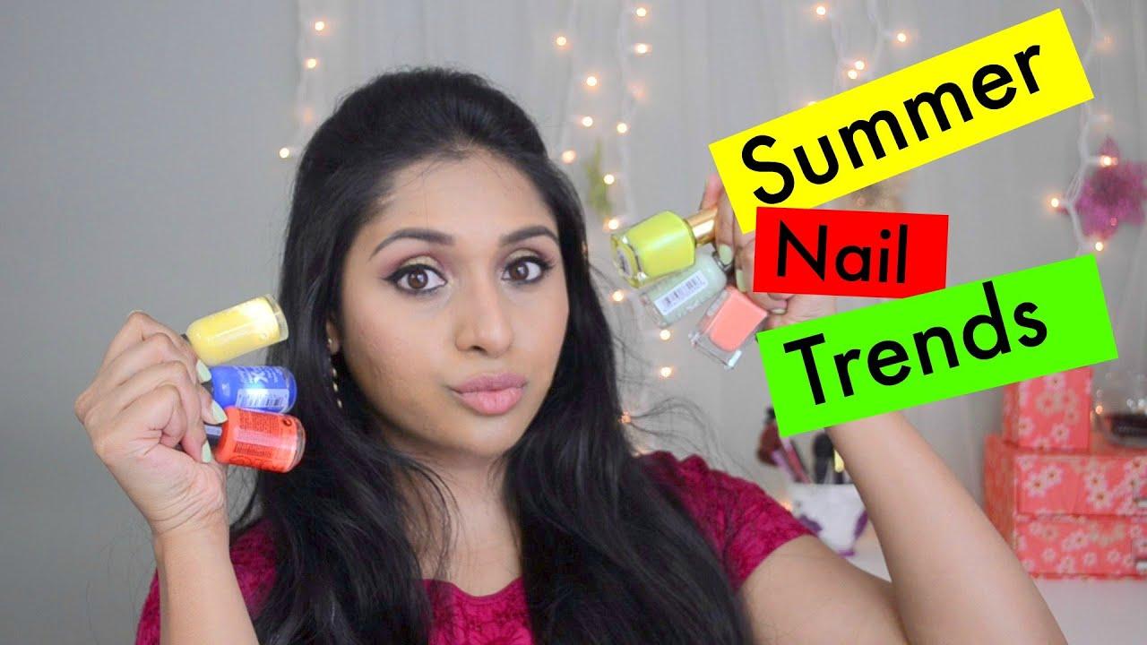 Top 10 Summer 2015 Nail Polish Picks - YouTube