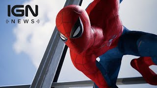 Spider-Man PS4 Is Sony's Fastest-Selling First-Party Game - IGN News