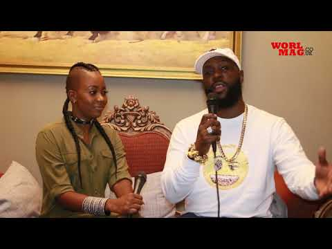 BUNJIGARLIN, NEW ALBUM, CALLAB,FUSE ODG, BUSS HEAD UK TOUR, PROJECTS WITH MACHEL MONTANO AND MORE