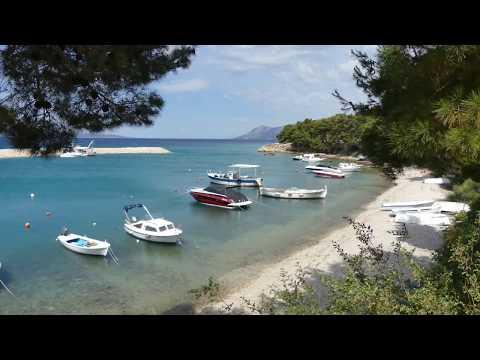 Chorvatsko 2017 : Promajna - Baška Voda (Croatia Coast)