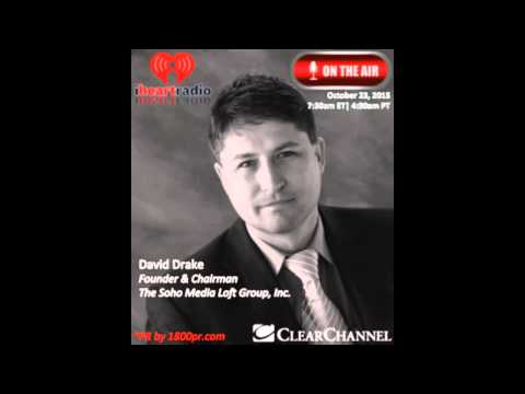 David Drake Founder & Chairman of The Soho Loft Media Group Interview on The Traders Network Show