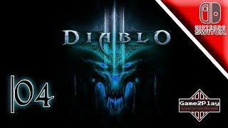 Diablo 3 - Eternal Collection - Nintendo Switch - Deutsch | 04 | Together | Krypten - Klatschen