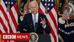US President Biden calls for 100 vaccine incentive - BBC News