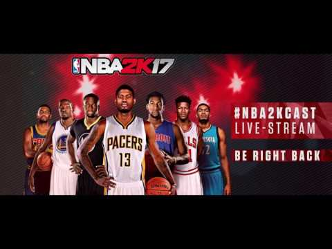 NBA 2K17 1st Official 1-on-1 Games