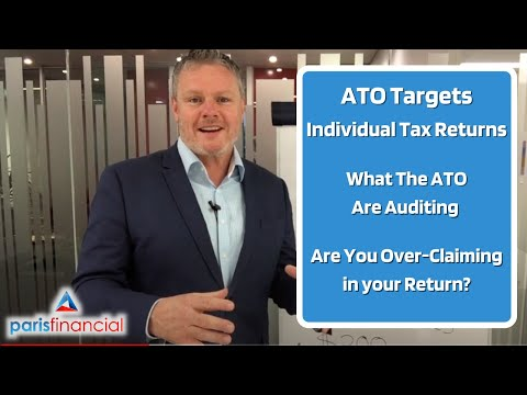Individual Tax Returns - What The ATO Are Auditing In 2019