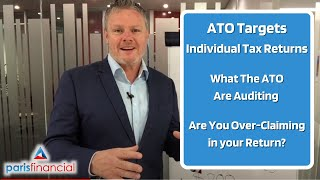 Gambar cover Individual Tax Returns - What The ATO Are Auditing In 2019