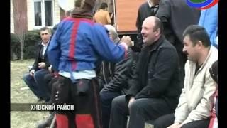 В Дагестане отметили Эбельцан