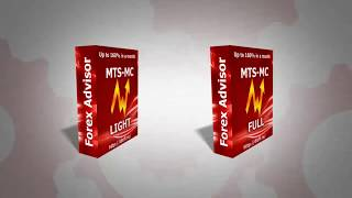 MTS-MC LIGHT Forex Robot generates income 60 - 120% per month and more!