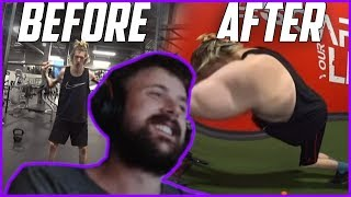 Forsen Reacts To xԚc GOES TO THE GYM and I Am Jesus Christ - Official Trailer + more!