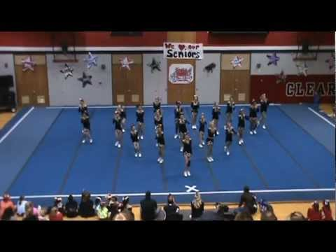 Nittany All-Star Cheerleading Junior Team - Clearfield PA 02-19-
