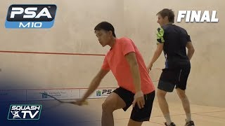 Squash: Final - ILT & Community Trust NZ Southern Open 2018