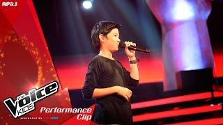 The Voice Kids Thailand - ปลั๊กกี้ ธรากร -  Flashlight - 17 Jan 2016