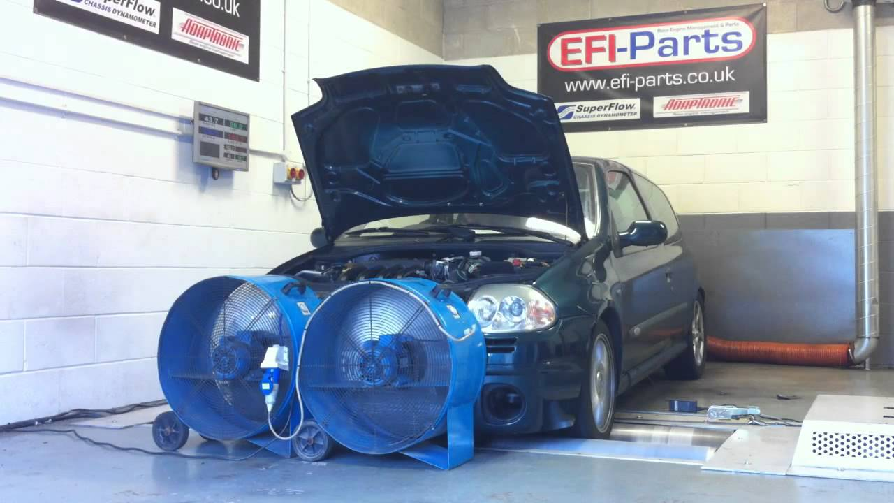 Performance Packages: Clio Sport 172 / 182 Turbo Conversion Kit 230 BHP
