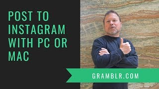 How To 'DOWNLOAD' & 'INSTALL' Gramblr On A Mac - TUTORIAL