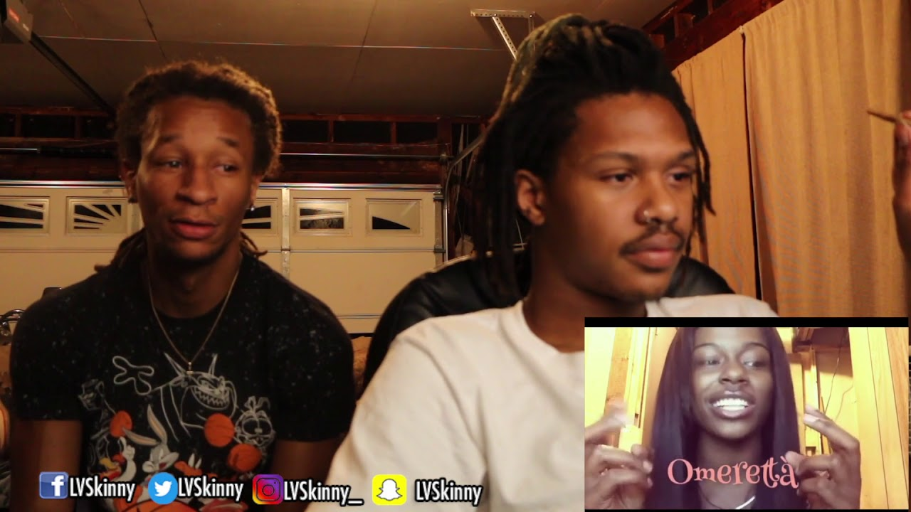 Omeretta Rapping Compilation (Reaction Video)