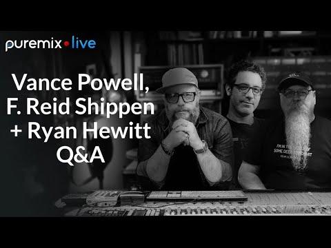PureMix Mentors | Live Q&A Session | Between 2 Beards | Special Guest: Ryan Hewitt