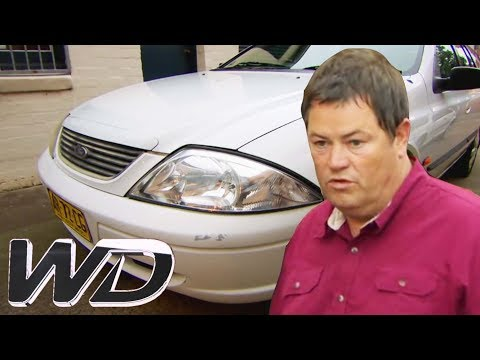 Ford Falcon Station Wagon - Wheeler Dealers Trading Up - (New Series)