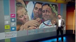 بي_بي_سي_ترندينغ  |الديون والحاجة للمال تدفع بطل أولمبي من #إسرائيل لبيع ميداليته الذهبية
