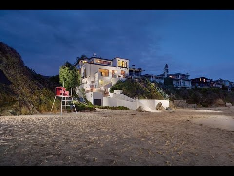 Home of the Week: An Oceanfront Villa in Laguna Beach