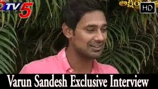 Varun Sandesh With Akshaya Patra   TV5