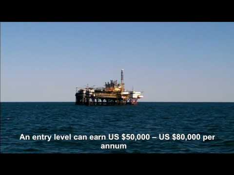 Jobs on offshore platforms