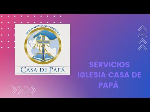 Servicio Domingo 29Marzo Visita Apóstol Alex Gonzalez