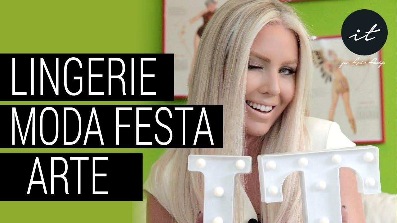 2535f6024 Moda Verão Inverno 2019 - Tendências Lingerie 2019 - Roupas - Vestidos -  Moda Festa - Lingerie
