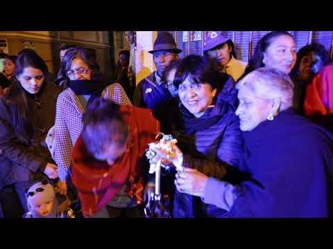 Desfile Pregón de la Cantonización de Cañar
