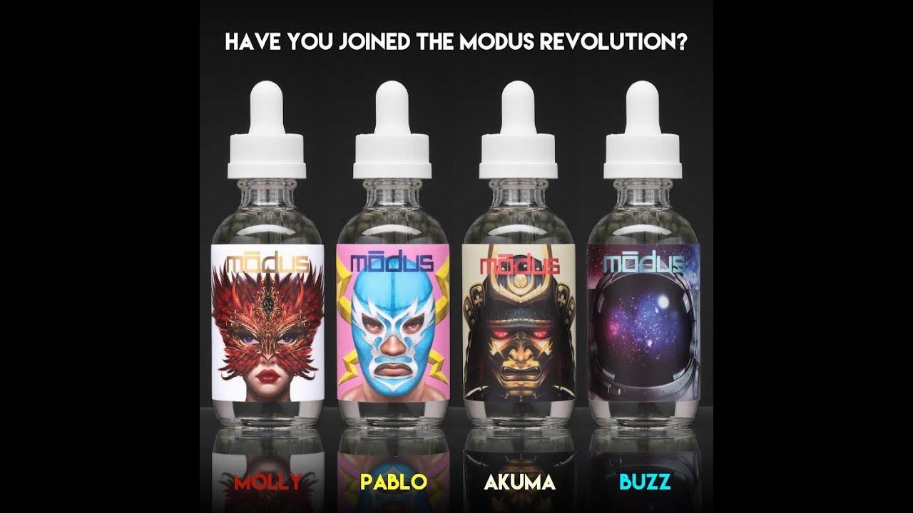 Modus Liquid
