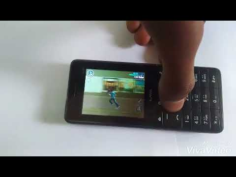 gta vc game play keypad Lava mobile