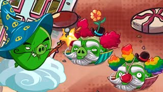 Angry Birds Epic -WIZARD BOSS Battle 2 Years Anniversary  Party !