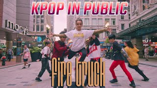 [KPOP IN PUBLIC - ONE TAKE] NCT 127 (엔시티 127) - '소방차 (Fire Truck)' | Full Dance Cover by HUSH