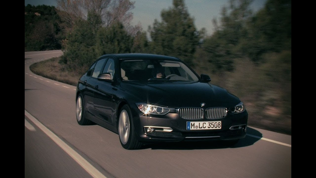 bmw 320d f30 2012 roadtest youtube. Black Bedroom Furniture Sets. Home Design Ideas
