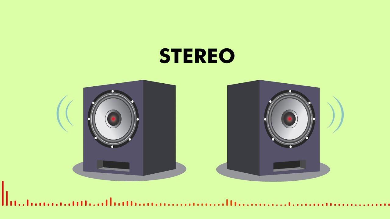 Stereo Speaker Test  Left & Right Speaker test - YouTube