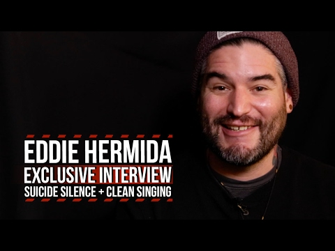 Eddie Hermida: 'Suicide Silence' Has More Than 70% Clean Singing