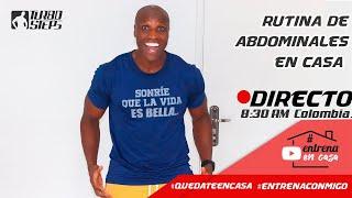 RUTINA DE ABDOMINALES EN CASA ( EPISODIO 1)