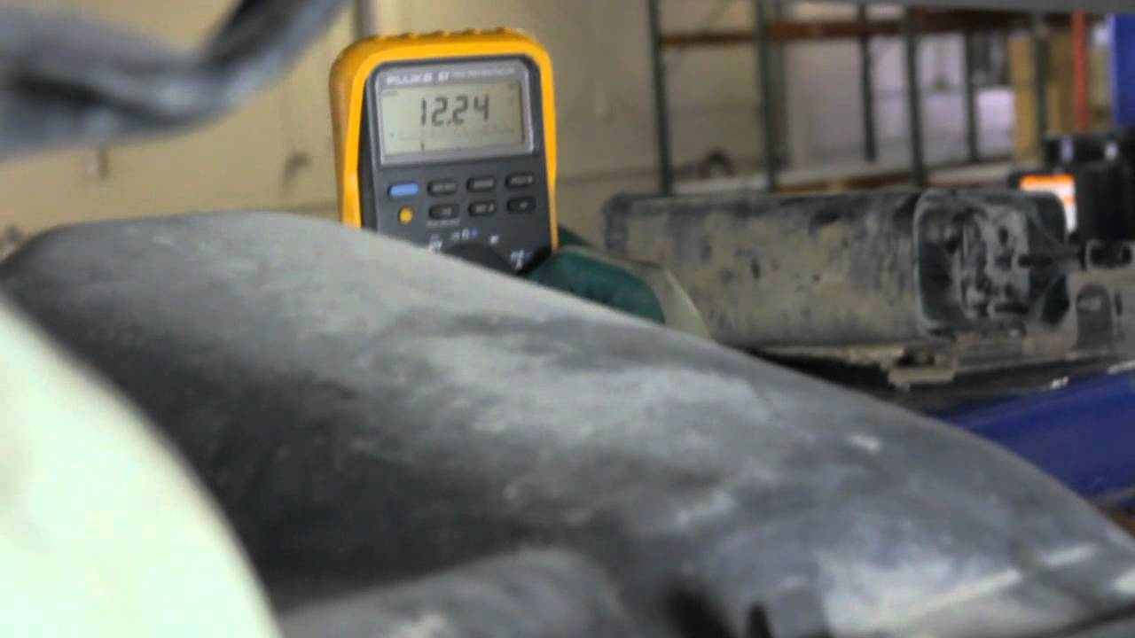 How to test a fuel pump with a digital multimeter | HouseTechLab