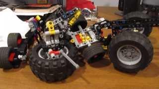 """Lego """"Suspension Tutorial"""" Pt.1"""