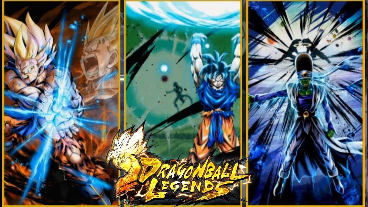 Resultado de imagem para Dragon Ball Legends- Android