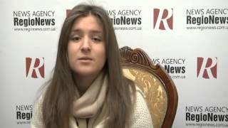 Таня Степанова на онлайн-конференции на RegioNews 14 01 2013